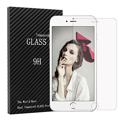 Protector de Pantalla para iPhone 6/ iPhone 6S, YOKIRIN Protector Cristal Templado HD Vidrio Templado Protector de Pantalla -0.3mm Ultra Slim