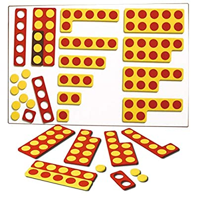Magnetic Foam Number Frames from Smart Kids UK Ltd