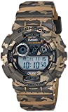 CASIO G-Shock GD-120CM-5 Digital Watch Wood Camouflage Series Limited Model