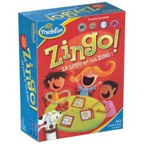 ThinkFun TFZI01 Zingo Spiel für Kinder