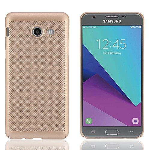 Coque Samsung Galaxy A5 2017 TPU Silicone Case,Vandot 3in1 Samsung A5 2017 TPU Clair transparent Etui avec Cristal Bling Coque Sparkle Rhinestone Briller Diamont Strass Housse Extrêmement Mince Légère Heat dissipation-Or