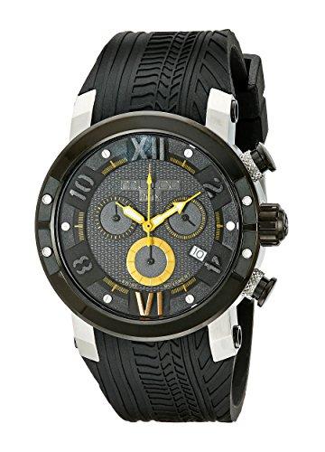 Mulco MW5-3219-029 - Reloj de pulsera hombre, Silicona, color Negro