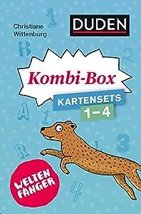 Weltenfänger: Kartenset-Kombibox (Wörter und Zahlen) (Kartensets 1-4)