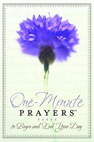 [(One-Minute Prayers to Begin and End Your Day)] [By (author) Hope Lyda] published on (January, 2008)