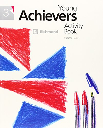 YOUNG ACHIEVERS 3 ACTIVITY + AB CD - 9788466815208 por Aa.Vv.