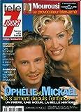 Télé 7 jours - n°1977 - 18/04/1998 - Ophélie et Mickaël Winter : un frère, une soeur, la belle histoire