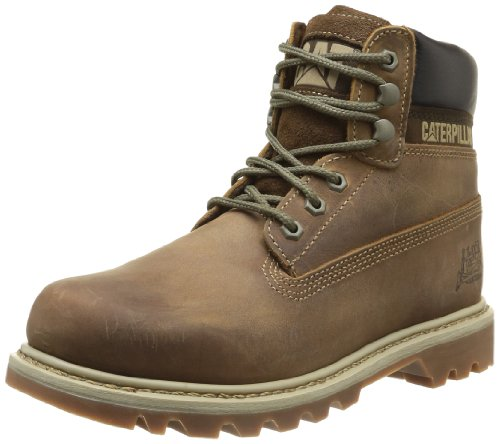Caterpillar COLORADO, Herren Chukka Boots, Beige (MENS DARK BEIGE), 44 EU (Herren Cat)