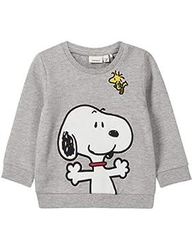 NAME IT Unisex Baby Sweatshirt nbnSNOOPY