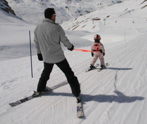 Geschirr-Set für Kinder (Skifahren ESYSKI