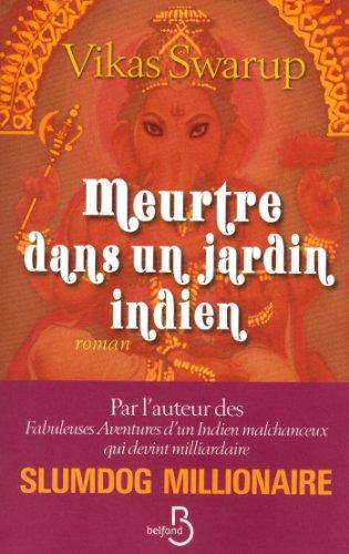 Meurtre dans un jardin indien (ROMAN) (French Edition)