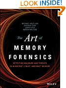 #3: The Art of Memory Forensics: Detecting Malware and Threats in Windows, Linux and Mac Memory