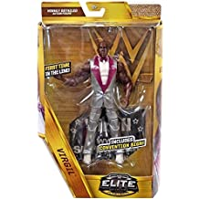 WWE FlashBack Limited Edition - Virgil - Action Figure Elite (First time in the Line !)