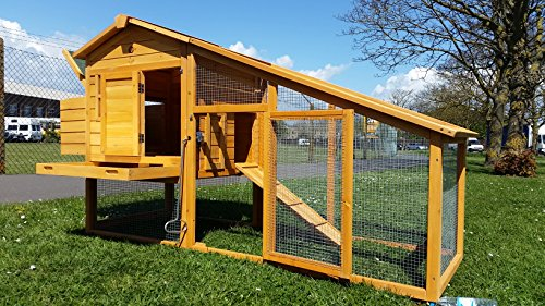 large-7ft-cocoon-chicken-coop-hen-house-poultry-ark-nest-box-rabbit-hutch-new-large-coop-with-innova