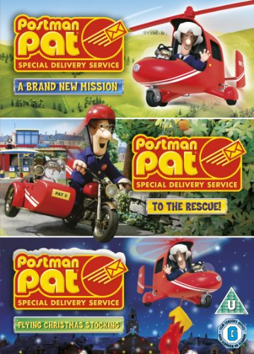Image of Postman Pat: Special Delivery Service Box Set [DVD]