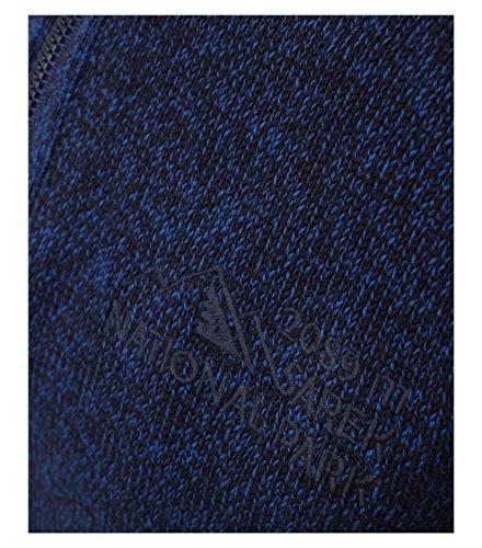Troyer unifarben Blau - uni (135)