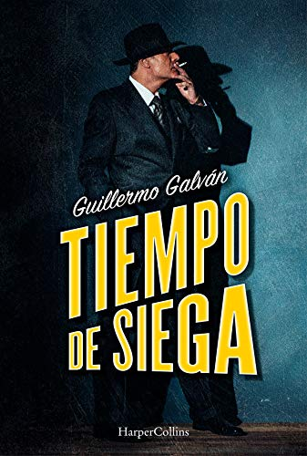 Tiempo de siega (Suspense / Thriller) por Guillermo Galván