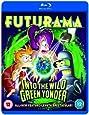 Futurama - Into The Wild Green Yonder [Blu-ray] [2008] [Region A & B]