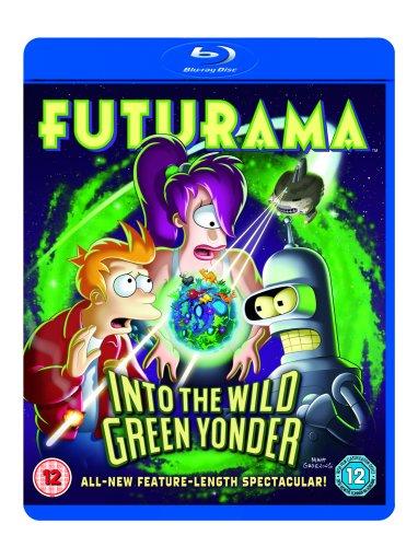 Bild von Futurama Into The Wild Yonder [Blu-ray] [UK Import]