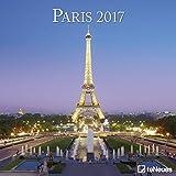 Paris 2017 - Städtekalender, Broschürenkalender, Wandkalender  -  30 x 30 cm