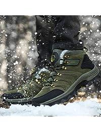 Zapatos De Invierno De Algodón Para Hombres Y Mujeres Botas De Nieve, Botas De Algodón