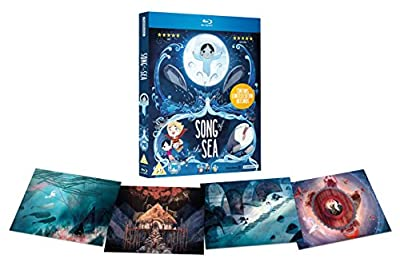 Song Of The Sea [Blu-ray]
