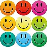 Eurographics MB-MAG1036 Memo Board Smiley Magnets