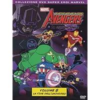 The Avengers - I più potenti eroi della Terra! - La stagione finaleVolume08Episodi41-46