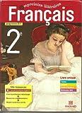 Empreintes littéraires - Français 2e, Programme 2011