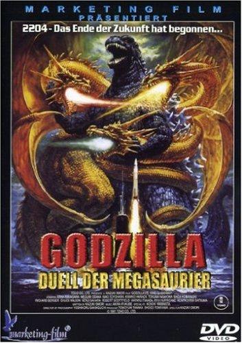 Godzilla - Duell der Megasaurier (Dvd-duell)