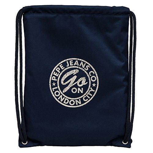 Imagen de pepe jeans  saco, diseño dorian, color azul, 1.54 litros