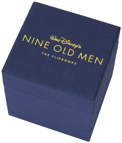 Walt Disney Animation Studios: The Archive Series: Walt Disney's Nine Old Men: The Flipbooks