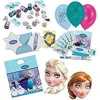 Mitgebsel Kindergeburtstag Anna Elsa Schreibset 20-tlg Eiskönigin Frozen