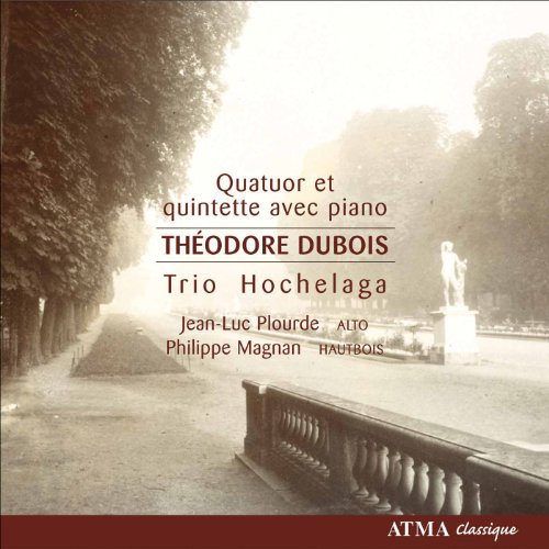 Dubois: Works for Piano and Strings, Vol. 2