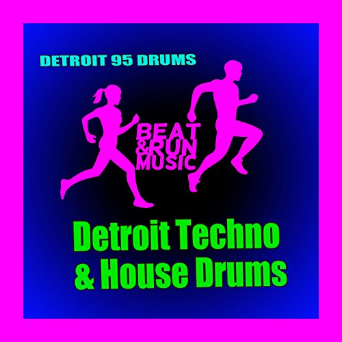 Detroit Techno & House Drums