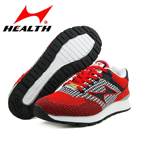 HEALTH , running-minimal femme homme mixte adulte red