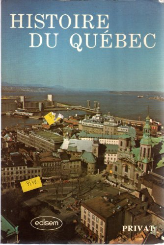 Histoire Du Quebec