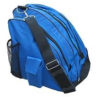 A&R Deluxe Blue Skate Bag