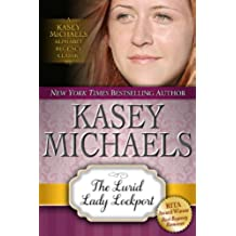 The Lurid Lady Lockport (Kasey Michaels Alphabet Regency Romance Book 4) (English Edition)