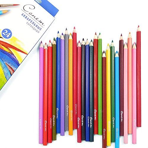 Sonnet Aquarellfarbe Set Hochwertig- Zur Auswahl: 16 oder 24 Farben - Qualität (16er Set) hergestellt von Sonnet
