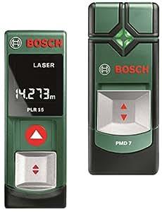 bosch pmd 7 digital detector and plr 15 digital laser measure diy tools. Black Bedroom Furniture Sets. Home Design Ideas