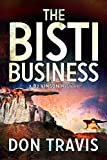 Front cover for the book The Bisti Business by Don Travis
