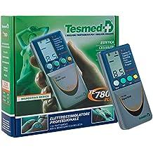 elettrostimolatore TESMED TE780 -124 trattamenti:sport,estetica,tens antidolori -2 canali - Utilizzo di 8 elettrodi contemporaneamente