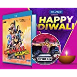 Golmaal Again + Besharam - 2 Hindi Movies