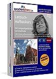 Lettisch-Aufbaukurs mit Langzeitgedächtnis-Lernmethode von Sprachenlernen24.de: Lernstufen B1+B2. Lettischkurs für Fortgeschrittene. PC CD-ROM+MP3-Audio-CD für Windows 8,7,Vista,XP/Linux/Mac OS X