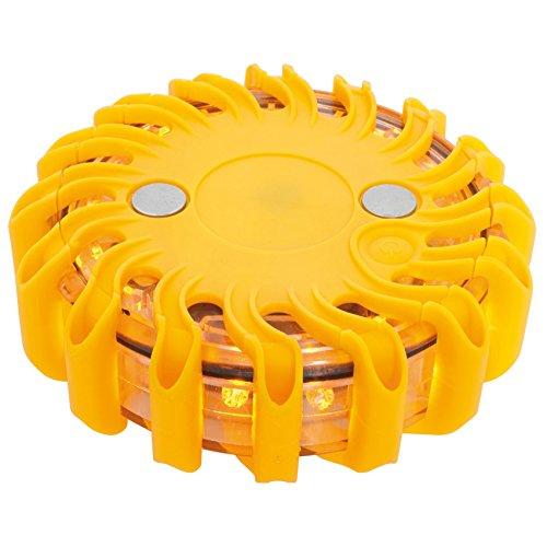 DIVERSE LED-Sicherheitslicht 16 orange LEDs