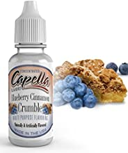 Capella Aroma 13ml DIY Blueberry Cinnamon Crumble