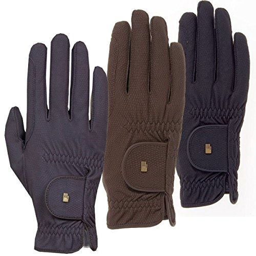 Roeckl sports ROECKL Winter REIT Handschuhe ROECK Grip, Mokka, 7