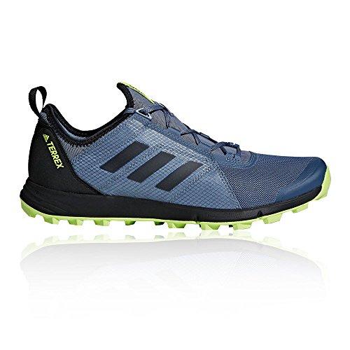adidas Herren Terrex Agravic Speed Traillaufschuhe Grau (Grau Rawste/Cblack/Sslime)