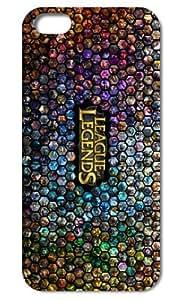 League of Legends LOL caisse de peau de Jeux Fashion dur de couverture arrière pour Apple iPhone 5 5s 5g 5ème Génération-i5ll1013 ...