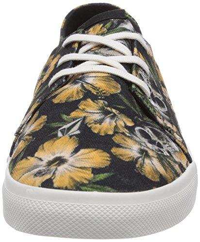 Volcom Lo Fi Shoe, Chaussures de Skateboard homme Noir - Schwarz (Stoney Black / Sty)